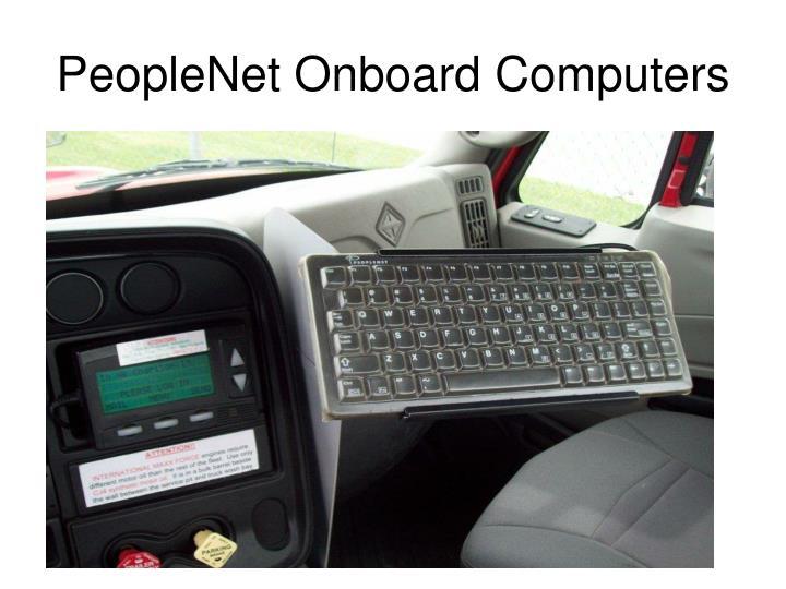 PeopleNet Onboard Computers