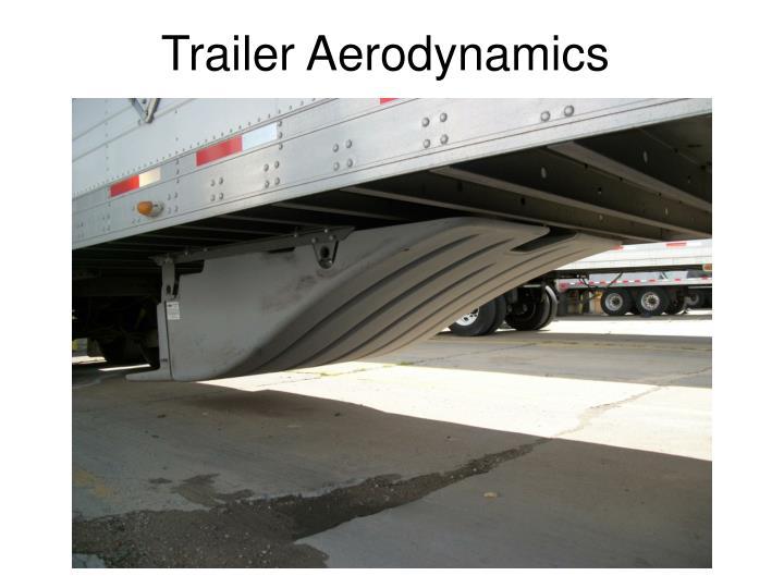 Trailer Aerodynamics