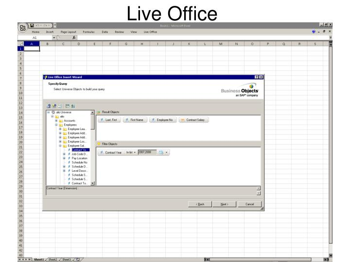 Live Office