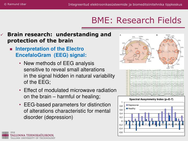 BME: Research Fields