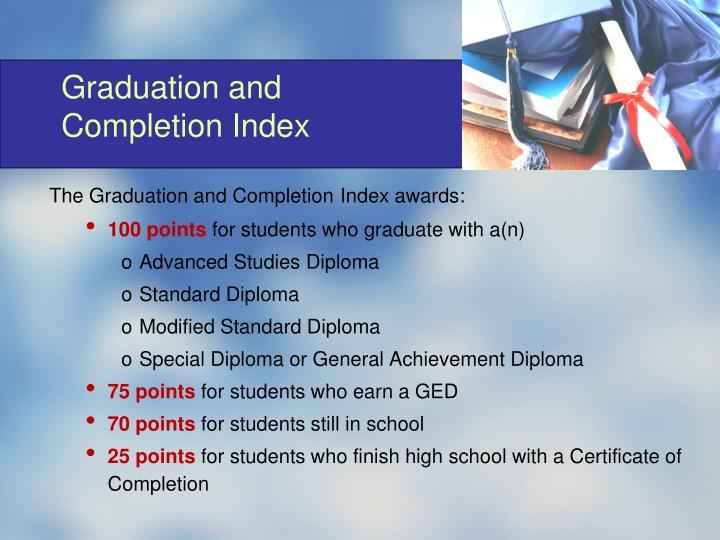 Graduation and