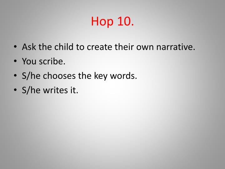 Hop 10.
