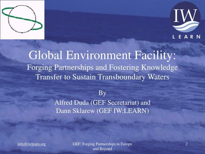 Global Environment Facility: