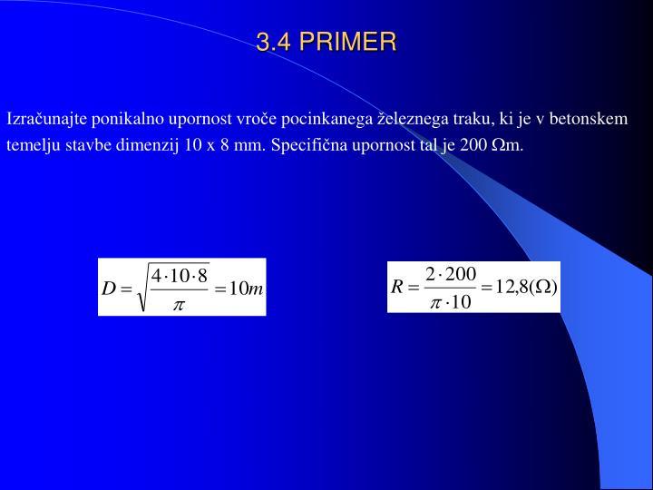 3.4 PRIMER
