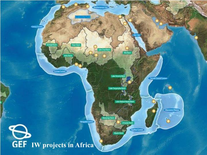 IW projects in Africa