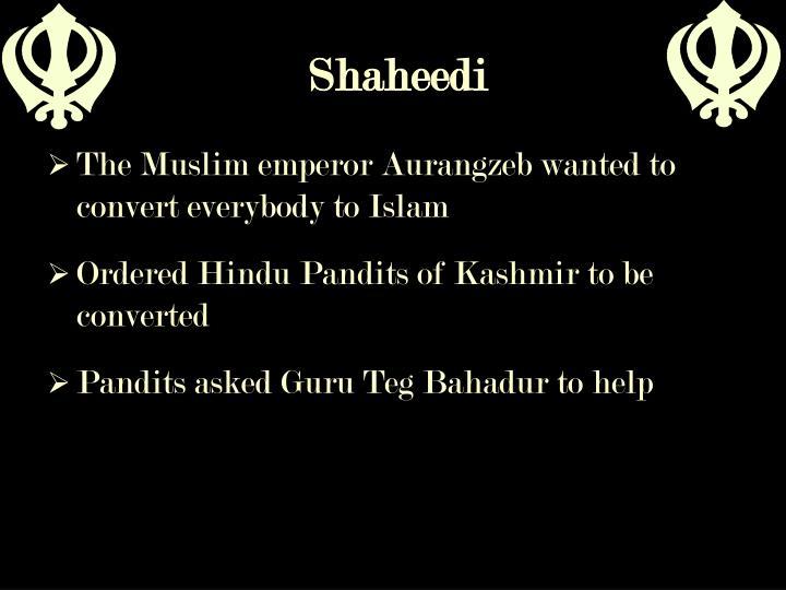 Shaheedi