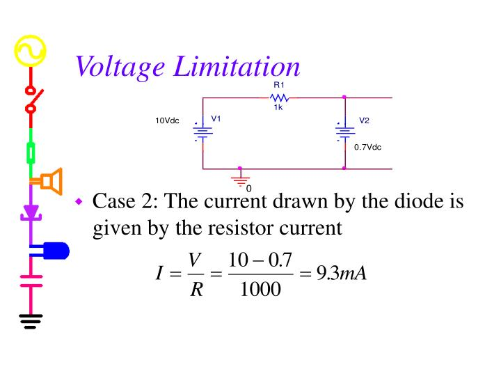 Voltage Limitation