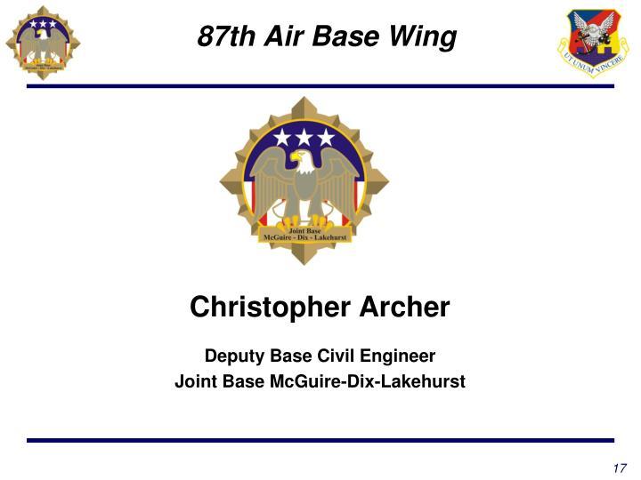 Christopher Archer