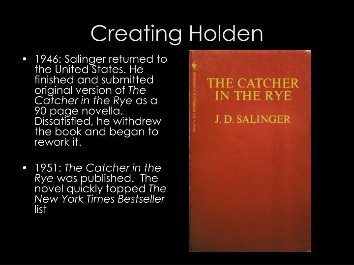 Creating Holden