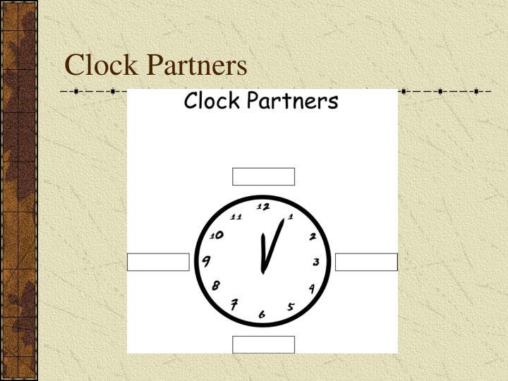 Clock Partners
