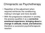 chiropractic as psychotherapy7