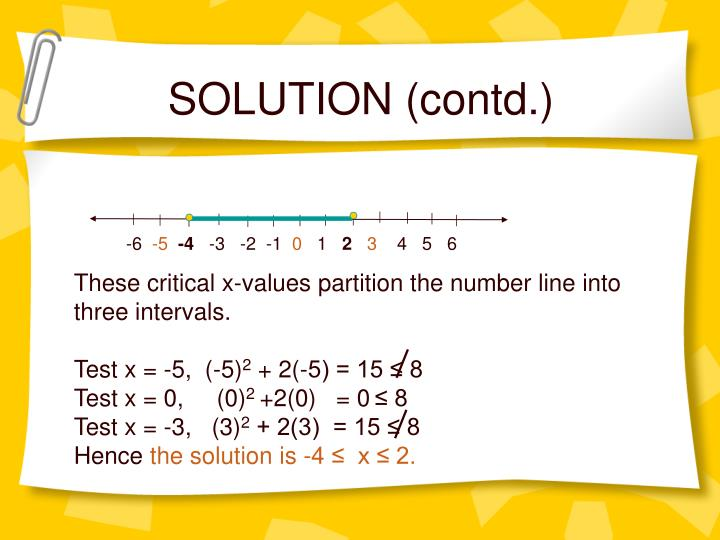 SOLUTION (contd.)