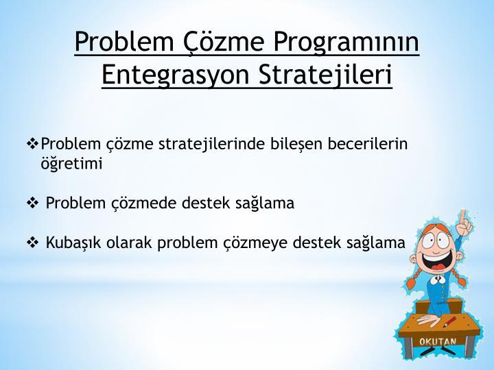 Problem Çözme Programının