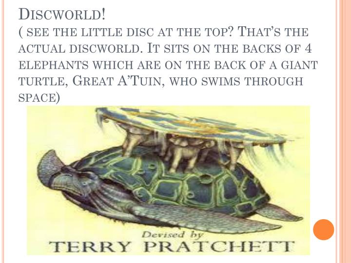 Discworld!