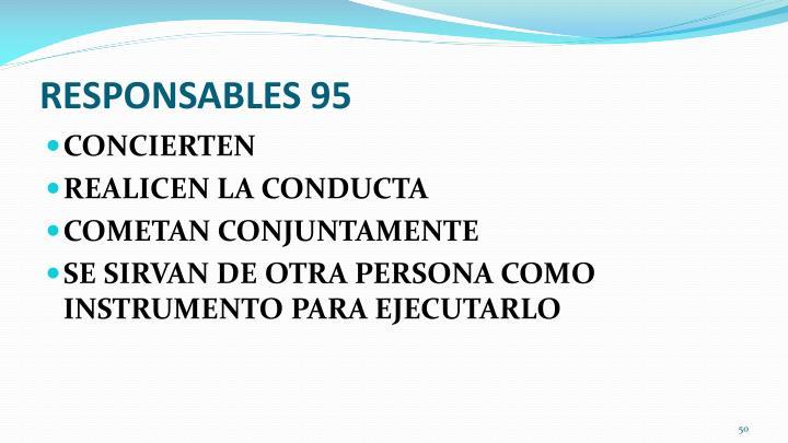RESPONSABLES 95