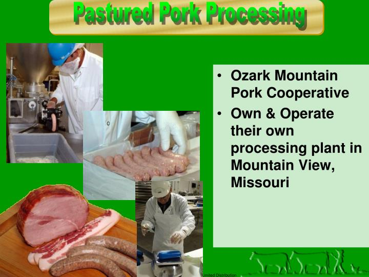 Ozark Mountain Pork Cooperative