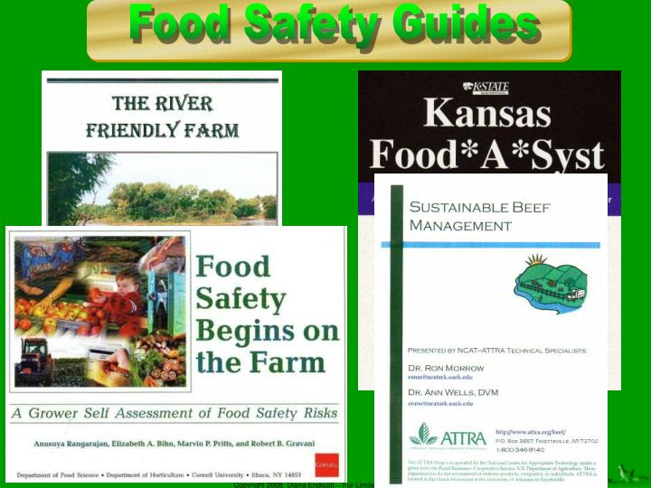 Food Safety Guides