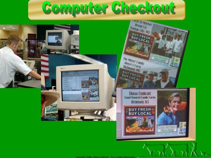 Computer Checkout