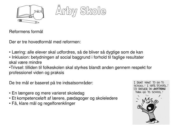 Årby Skole