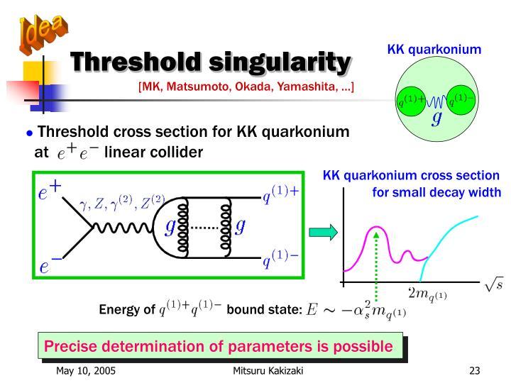 KK quarkonium