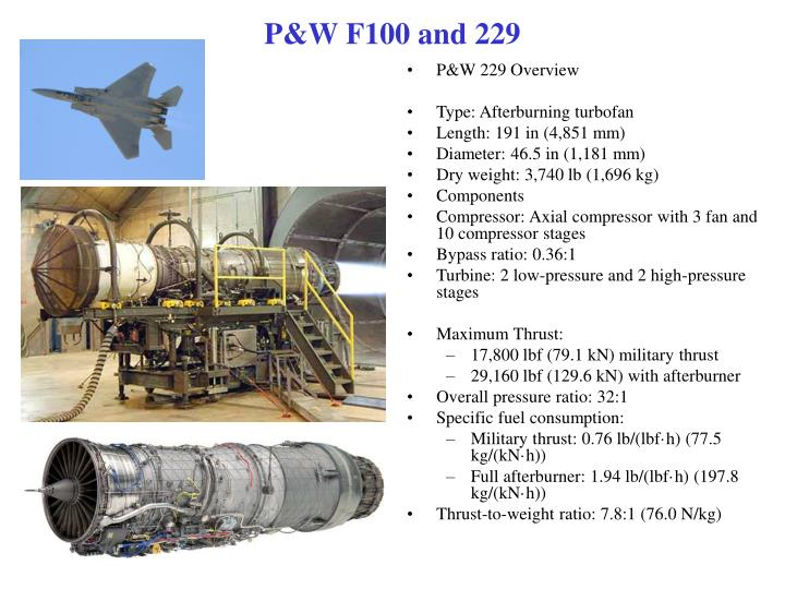 P&W 229 Overview