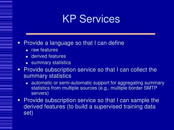 KP Services