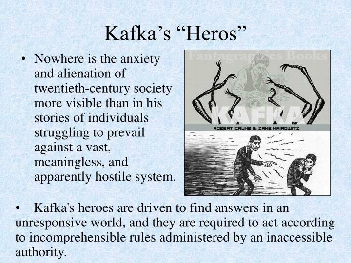 "Kafka's ""Heros"""