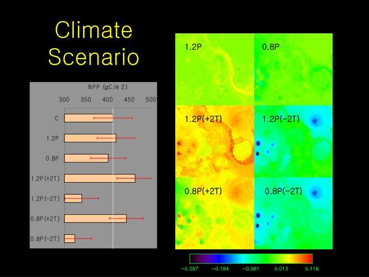 Climate Scenario