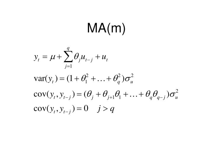 MA(m)