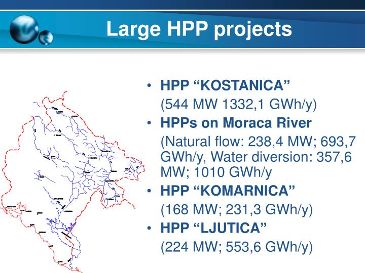Large HPP