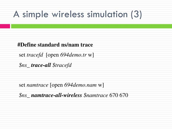 A simple wireless simulation (3)