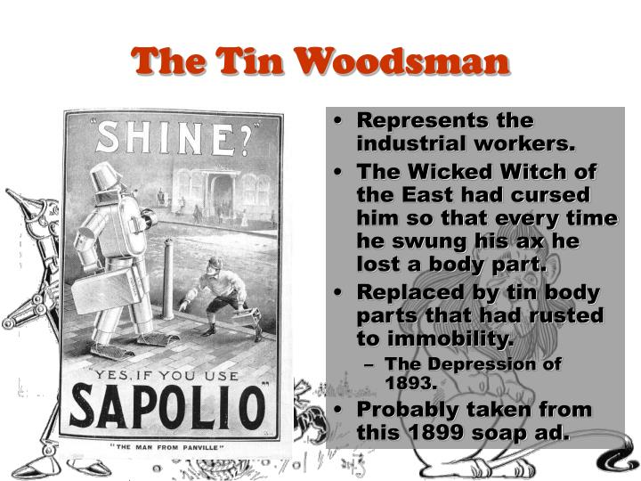 The Tin Woodsman
