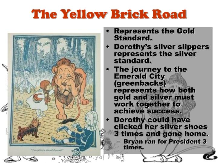 The Yellow Brick Road