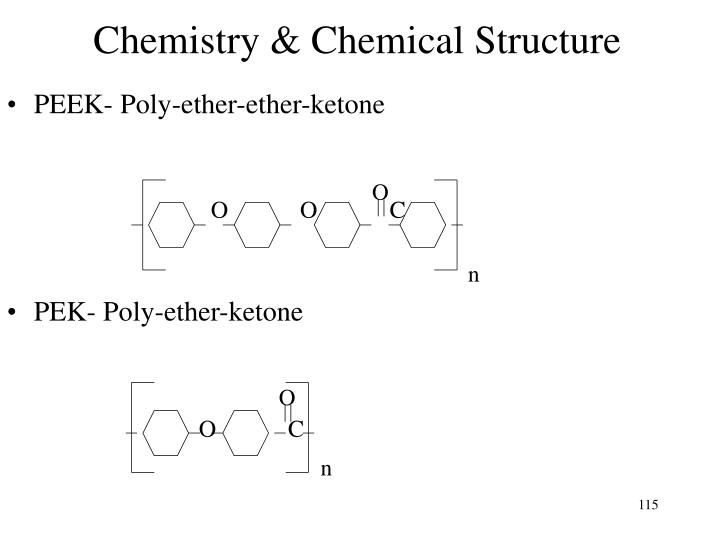 Chemistry & Chemical Structure