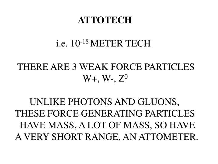 ATTOTECH
