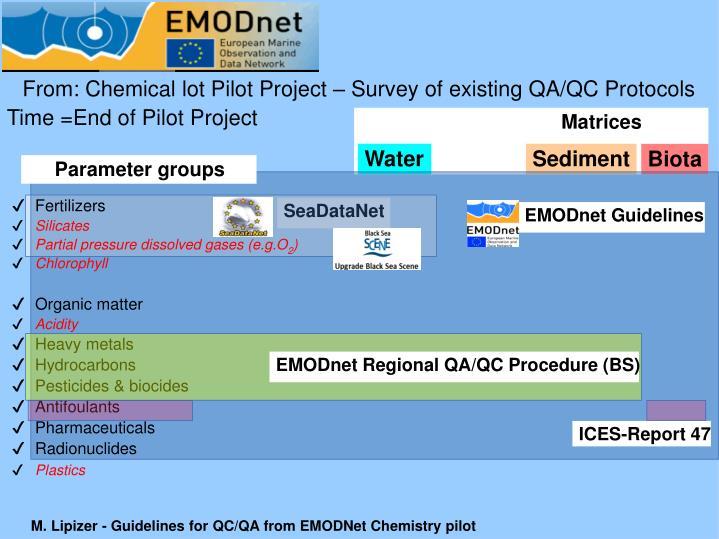 EMODnet Guidelines