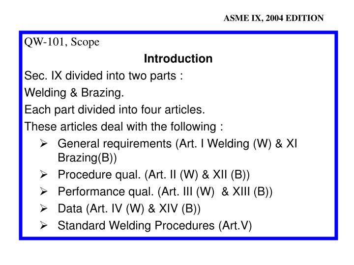 Asme ix 2004 edition1