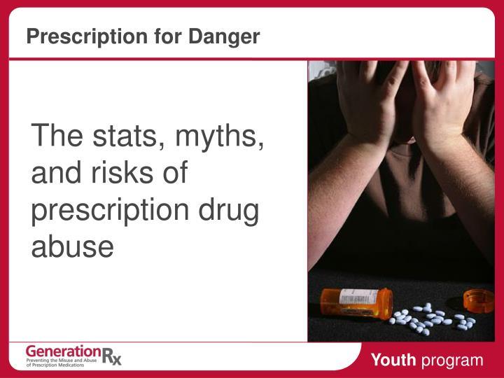 Prescription for Danger