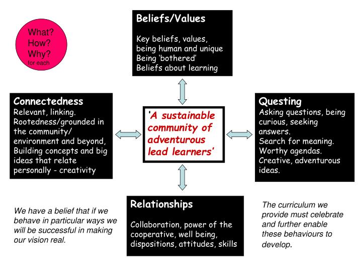Beliefs/Values