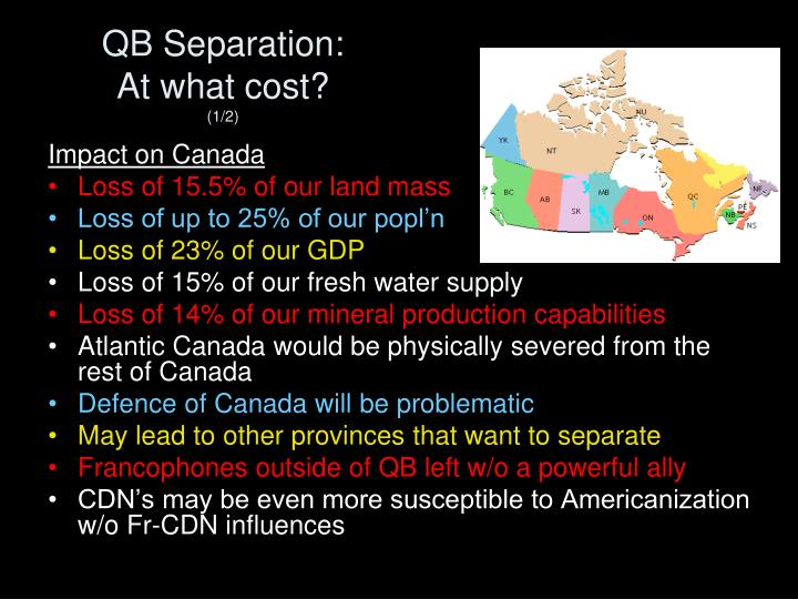 QB Separation: