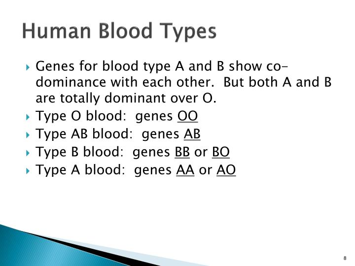 Human Blood Types
