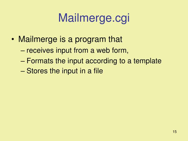 Mailmerge.cgi