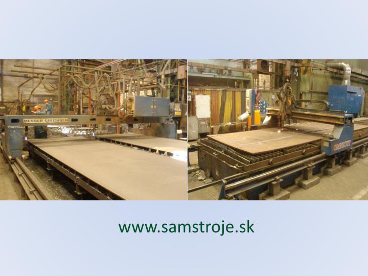www.samstroje.sk