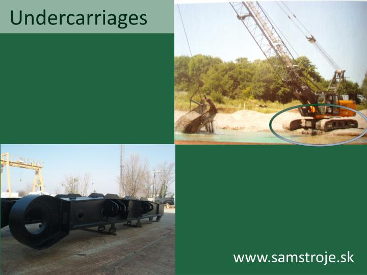 Undercarriages