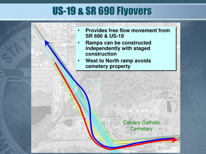 US-19 & SR 690 Flyovers
