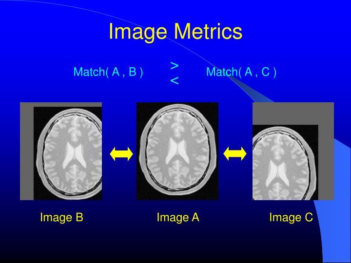 Image Metrics
