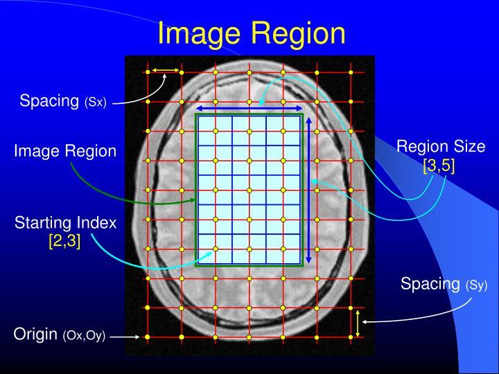 Image Region