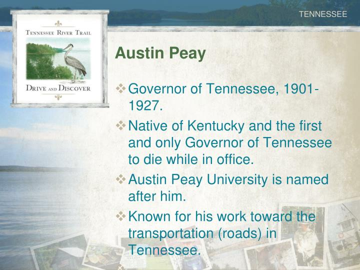 Austin Peay