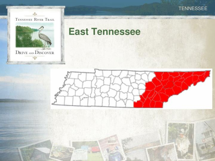 East Tennessee