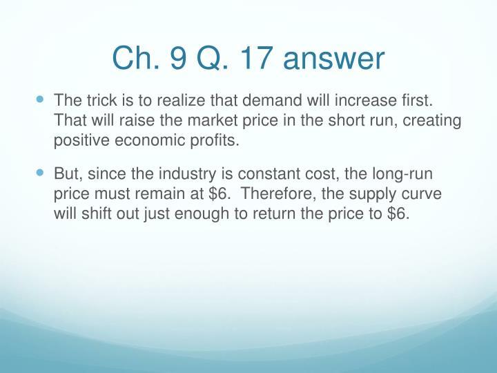 Ch. 9 Q. 17 answer